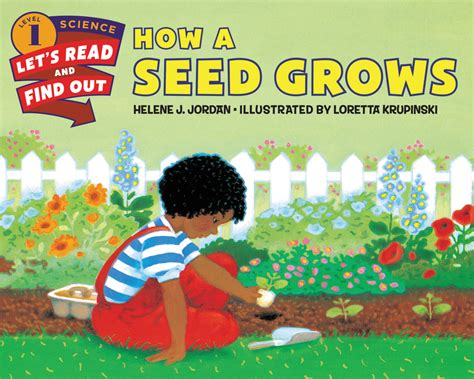 s hair the that grows books how a seed grows by helene j illustrated by