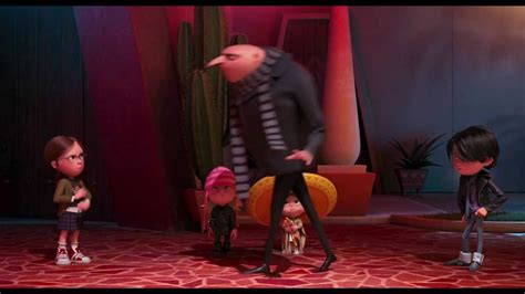 despicable   grus daughters hd p youtube