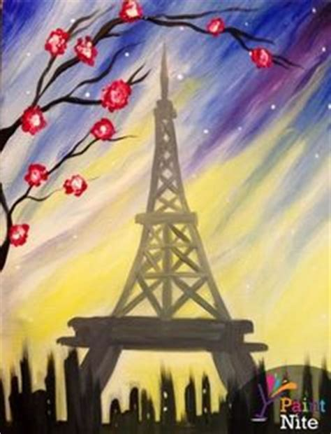 paint nite quarter bloom 1000 images about paint nite on paint bar and