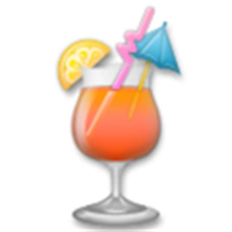 tropical drink emoji tropical drink emoji