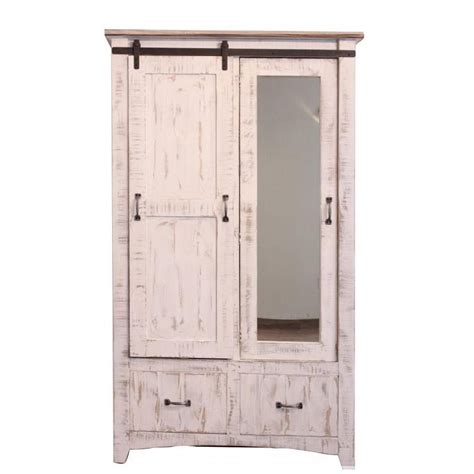 armoire with sliding doors international furniture direct pueblo armoire with sliding