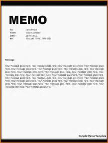 Sle Memo Application Memo To Staff Template 28 Images 8 Memo Templates Free Sle Exle Format 10 Best Images Of
