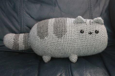 pusheen knitting pattern pusheen the cat crochet free pattern knitting bee