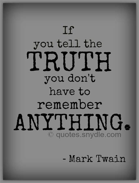 Mark Twain Quotes and Sayings with Image - Quotes and Sayings