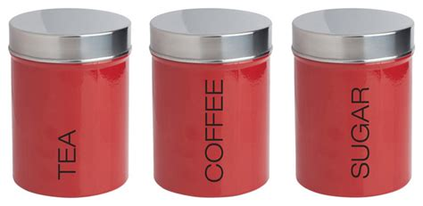 3 piece tan canister set modern kitchen with spoon attached red 3 piece canister set modern kitchen canisters and