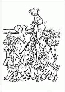 101 dalmatians coloring pages free coloring pages of 101 dalmations