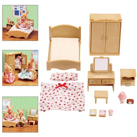 calico critters parents bedroom set  breast cancer site