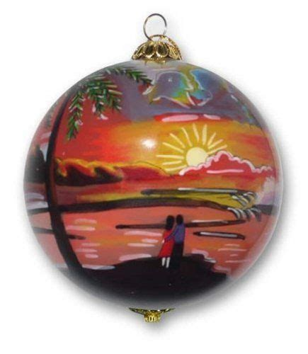 glass christmas ornaments maui and christmas ornament on