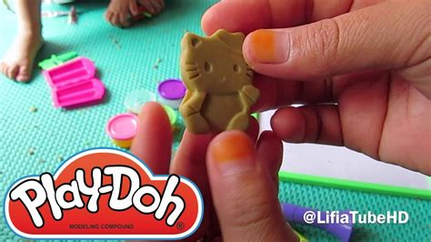 Mainan Anak Hellokitty Skateboard mainan anak anak play doh hello