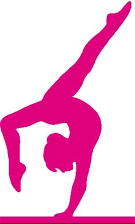 Light Medium La Bb Diskon simple silhouette gymnastics gymnastics meet treat