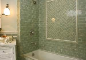 glazed bathroom tile subway tile patterns transitional bathroom teresa