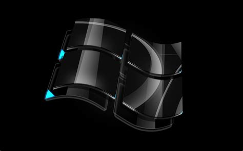 www hd windows dark glass logo wallpapers hd wallpapers id 7182
