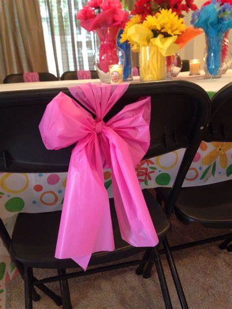 Best 20  Chair Bows ideas on Pinterest   Wedding chair