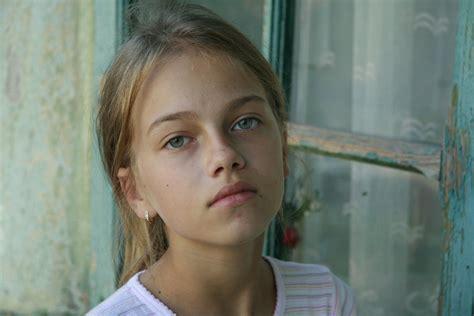 girl face pre cute girl portrait by little girl stock on deviantart
