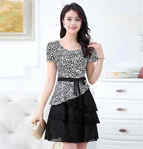 Kebaya Rok 2527 by Dress Pendek Korea Lengan Pendek D2527