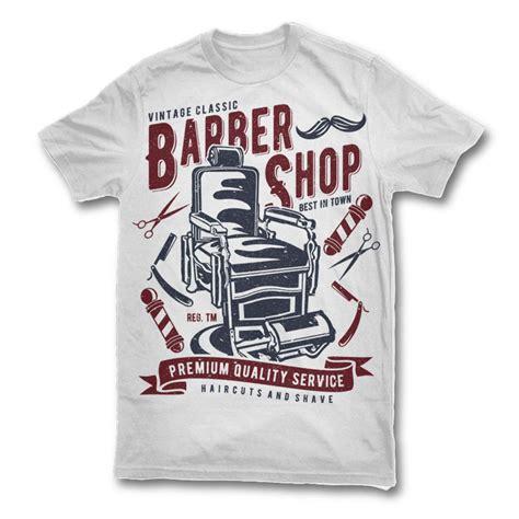 Tshirt Barber Shop barber shirt t shirt design database