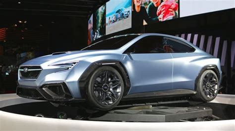 Subaru Wrx 2019 Concept 2019 subaru wrx new will be based on new viziv