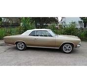 1966 Chevrolet Malibu Convertible  Project Cars For Sale