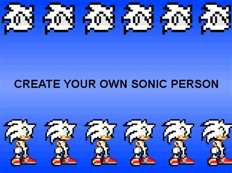 your own human my own human books create your own sonic the hedgehog character contest on