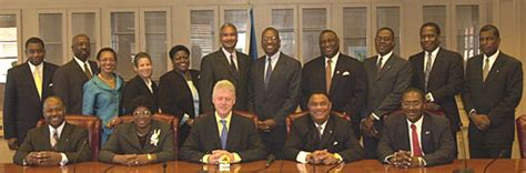 cabinet of the bahamas