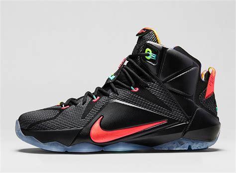 Sepatu Basket Adidas D 5 Nike Lebron Kyrie Ua nike lebron 12 quot data quot nikestore release info sneakernews