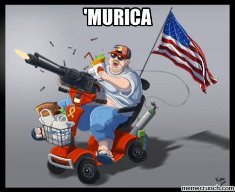 America Fuck Yeah Meme - murica
