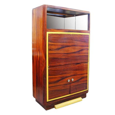 Macassar Cabinets by High Style Deco Macassar Vitrine Cabinet With
