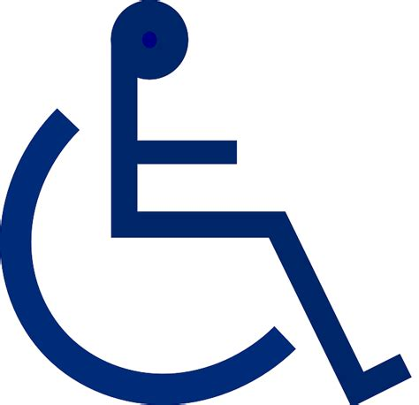 Gambar Dan Kursi Roda Bayi gambar vektor gratis kursi roda cacat penyandang cacat