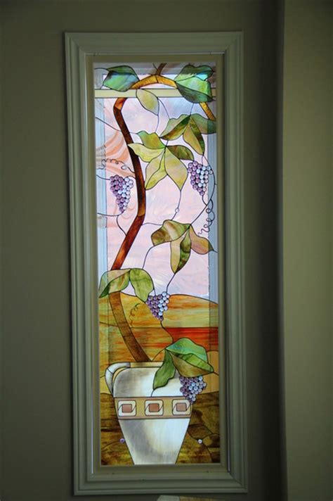 Stained glass interiors   Eclectic   Windows   toronto