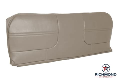 ford f350 bench seat cover 2000 2002 ford f 350 xl vinyl bottom bench seat cover tan