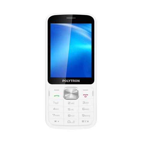 Baterai Hp Polytron R2401 jual polytron candybar c281 handphone white
