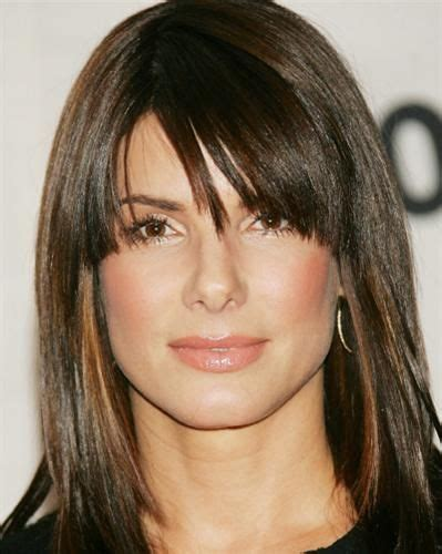 sandra bullicks messy shag haircut 20 best images about hair styles on pinterest oval faces
