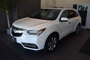 2016 acura mdx review suv