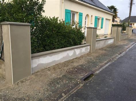 Murs De Cloture by Cr 233 Ation Ou Modification De Murs De Cl 244 Ture Nantes Mur De
