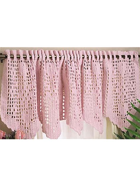 free crochet window curtain patterns miscellaneous crochet filet crochet patterns hearts