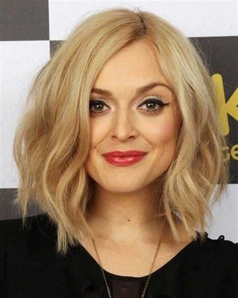 blonde mid lenth layers medium length blonde hair with perm short hairstyle 2013
