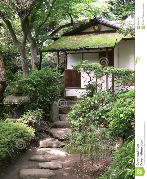 old japanese house design old japanese tea house stock image image of tree nature 879009