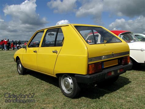 citroen visa club   oldiesfan mon blog auto