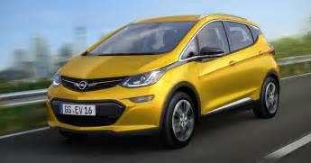 Opel E Opel Era E Ska Byggas I Usa Teknikens V 228 Rld