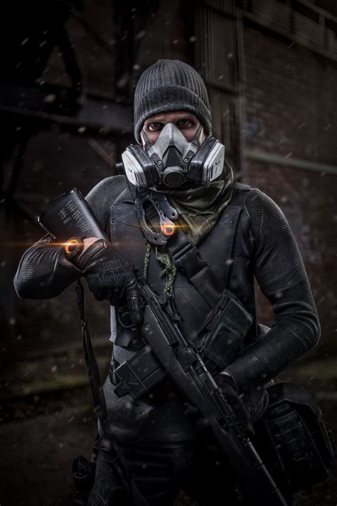 Jaket Hoodie Tom Clancys The Division 2 Roffico Cloth of the division pic and edit https www fotograf13 fref ts