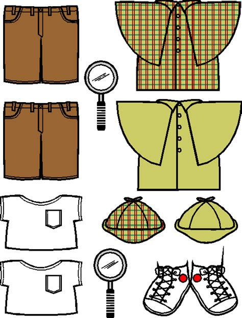 mystery crafts for detective friends
