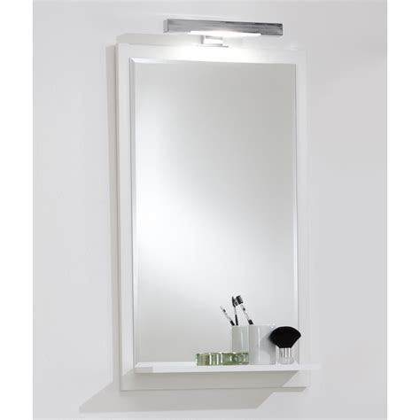 White Bathroom Mirror With Shelf Buy Cheap Mirror With Shelf Compare Bathrooms Prices For Best Uk Deals