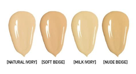 3ce Glossing Waterfull Foundation 3 concept glossing waterful foundation review