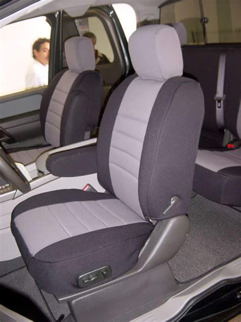nissan titan standard color seat covers rear seats
