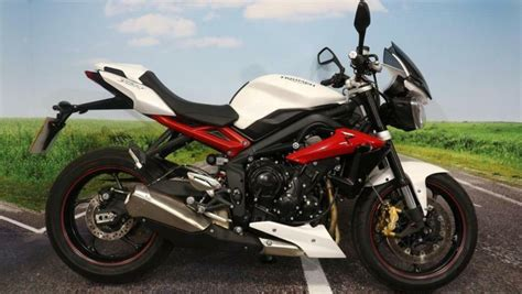 triumph street triple  abs   newport gumtree