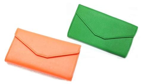 groupon printable envelope 2 in 1 envelope clutch purse groupon goods