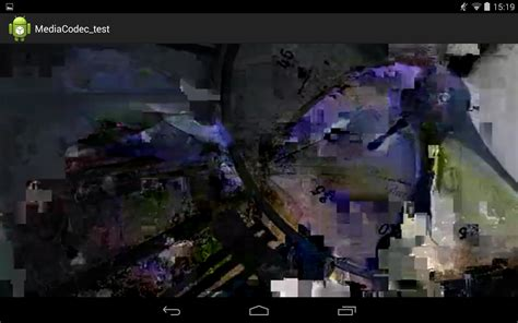 android mediacodec android mediacodec surfaceview not smooth stack overflow