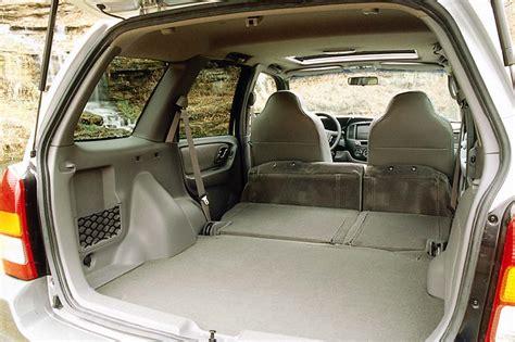 2001 11 Mazda Tribute Consumer Guide Auto