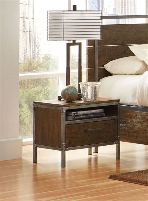arcadia bedroom furniture coaster arcadia platform panel storage bedroom set