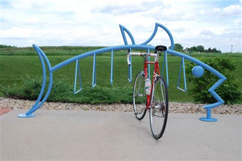 Unique Bike Rack by Aecinfo News Imagine Inspire Create With Madrax S